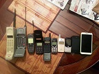 30 Years of Cell Phones