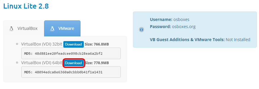 Configure and Start the Virtual Machine   uptimeDBA